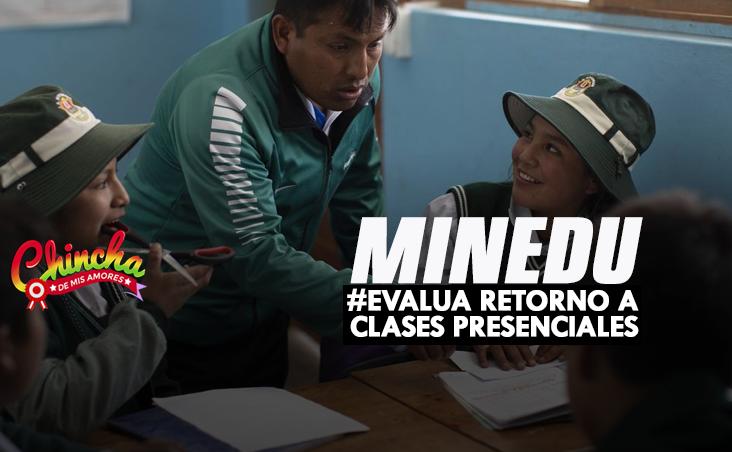 # MINISTERIO DE EDUCACIÓN ESTÁ EVALUANDO LA POSIBILIDAD DE REINICIAR LAS CLASES PRESENCIALES ANTES DE LA APARICIÓN DE UNA VACUNA CONTRA LA COVID-19.