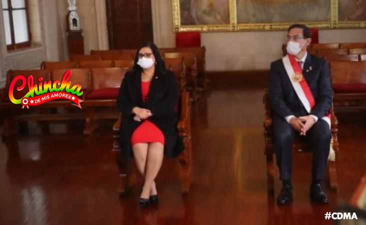 PRESIDENTE VIZCARRA PARTICIPA EN MISA Y TEDEUM POR FIESTAS PATRIAS