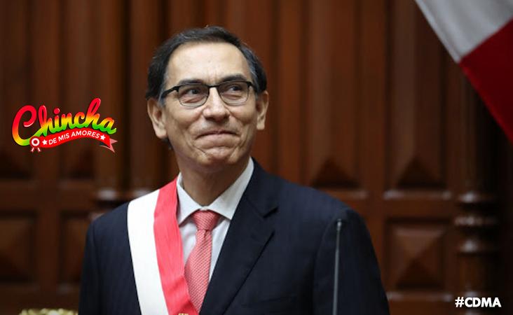PRESIDENTE MARTÍN VIZCARRA DARÁ HOY MENSAJE A LA NACIÓN POR FIESTAS PATRIAS