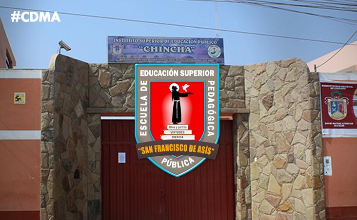 #PEDAGÓGICO DE CHINCHA RECIBE LICENCIAMIENTO POR EL MINEDU