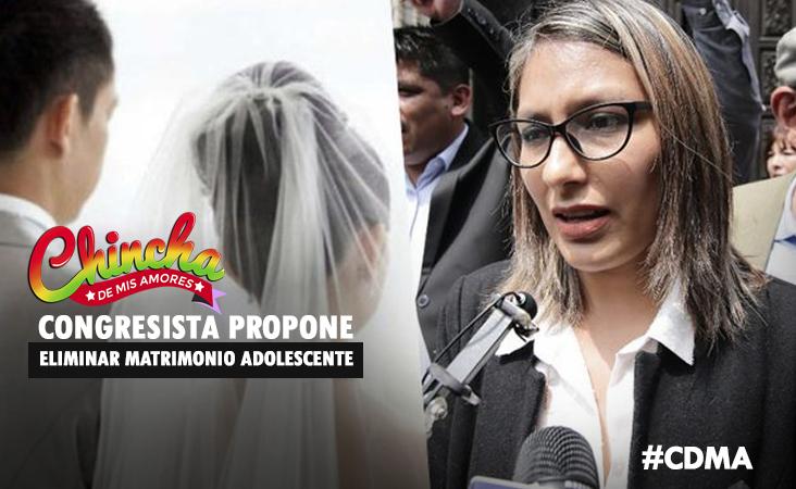 ARLETTE CONTRERAS, PROPONE  ERRADICAR EL MATRIMONIO EN LOS MENORES DE ENTRE 14 Y 18 AÑOS DE EDAD.