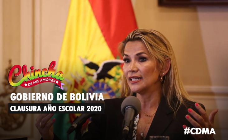 #BOLIVIA DA POR TERMINADO EL AÑO ESCOLAR POR LIMITACIONES EN LA EDUCACIÓN VIRTUAL; LA INTERNET NO LLEGA A ZONAS RURALES