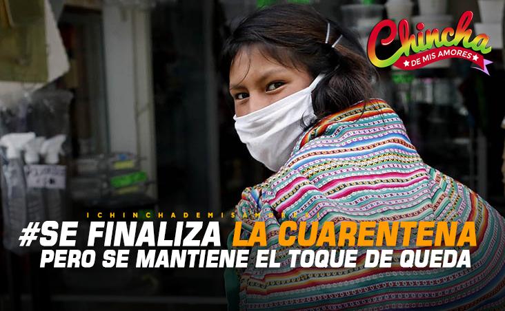 #SE ACABÓ LA CUARENTENA  EN PERÚ