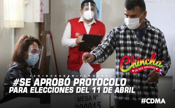 #PROTOCOLO PARA ELECCIONES 2021