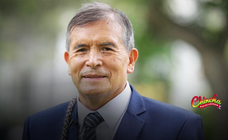 """Ciro Gálvez: """"Yo no he renunciado, tampoco me pidieron la renuncia de ministro"""""""