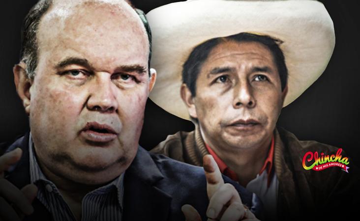 """Rafael López Aliaga: """"Su plan de Pedro Castillo es que Perú sea un narcoestado"""""""