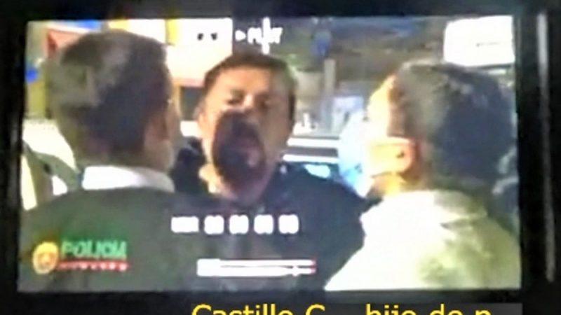 """GOBERNADOR DE AREQUIPA INSULTO A CASTILLO DURANTE  CAPTURA"""" (VIDEO)"""